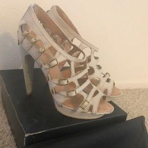 L.A.M.B. Strappy sandal